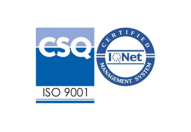 ISO 9001 - Cellublok