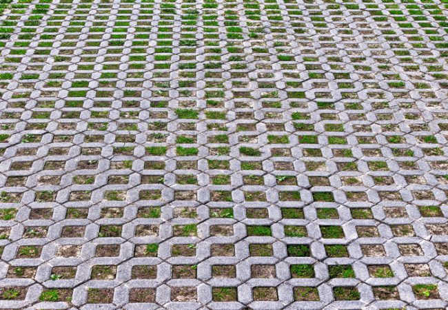 Pavements for Grass - Cellublok