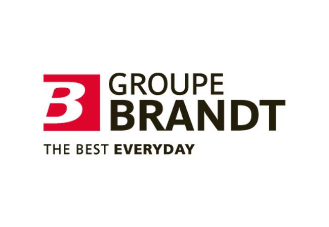 Groupe Brandt - Referenze Cellublok